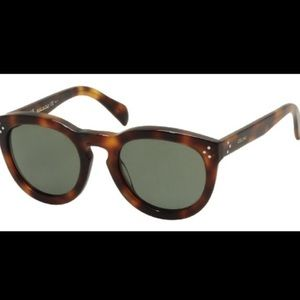Céline Pretty Havana Sunglasses